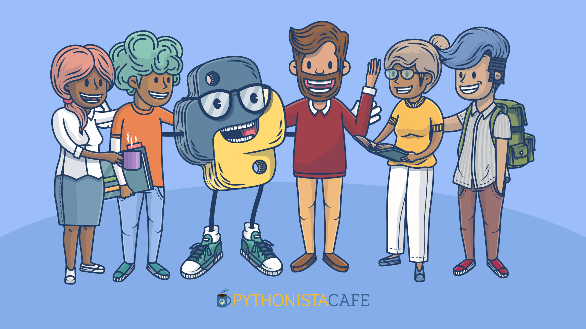 PythonistaCafe – Peer-to-Peer Learning for Python Developers